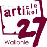 Logo-Article-27-Wallonie-150x150